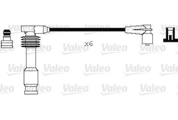 Sada kabelů pro zapalování VALEO 346088