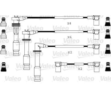Sada kabelů pro zapalování VALEO 346045