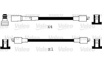 Sada kabelů pro zapalování VALEO 346016