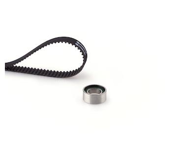 ozubení,sada rozvodového řemene GATES K015411XS