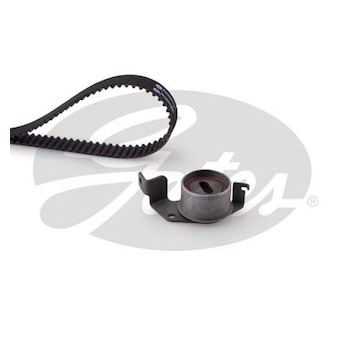 ozubení,sada rozvodového řemene GATES K015441XS