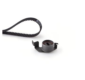 ozubení,sada rozvodového řemene GATES K015445XS