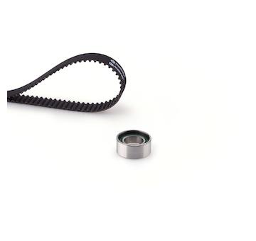 ozubení,sada rozvodového řemene GATES K015545XS