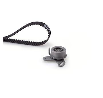 ozubení,sada rozvodového řemene GATES K015568XS