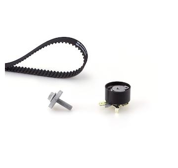 ozubení,sada rozvodového řemene GATES K015578XS