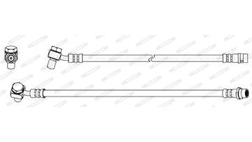 Brzdová hadice FERODO FHY2833