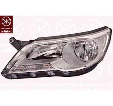 Hlavní světlomet KLOKKERHOLM 95480121A1