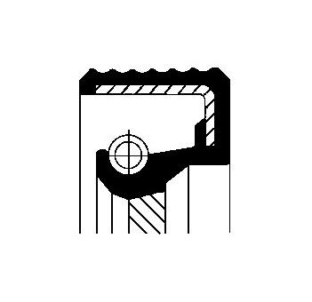 tesnici krouzek, vstrikovaci cerpadlo CORTECO 20029770B