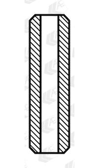 Vodítko ventilů AE VAG96004