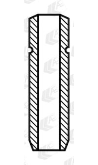 Vodítko ventilů AE VAG96133