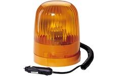 maják výstražný malý 24V oranžový pro pevnou montáž HELLA