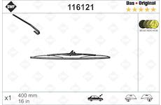 List stěrače SWF 116121