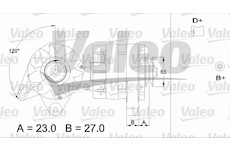 generátor VALEO 433387