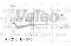 generátor VALEO 436297