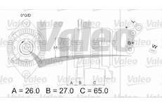 generátor VALEO 436383