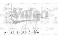 generátor VALEO 436616