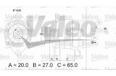generátor VALEO 436733