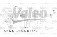 generátor VALEO 437181