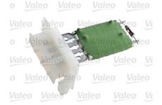 Odpor, vnitřní tlakový ventilátor VALEO 509913
