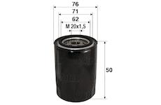 Olejový filtr VALEO 586001