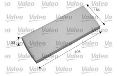 Filtr, vzduch v interiéru VALEO 698738
