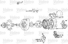 generátor VALEO 2940353