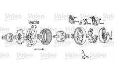 generátor VALEO A13N226