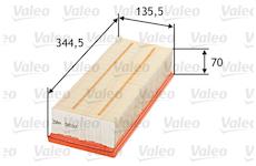 Vzduchový filtr VALEO 585001