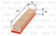 Vzduchový filtr VALEO 585003