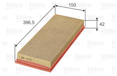 Vzduchový filtr VALEO 585093