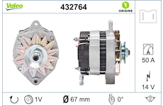 generátor VALEO 432764