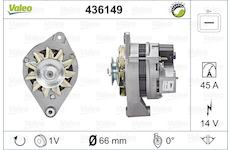 generátor VALEO 436149