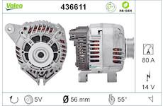 generátor VALEO 436611