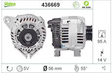 generátor VALEO 436669