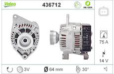 generátor VALEO 436712