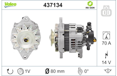 generátor VALEO 437134