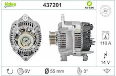 generátor VALEO 437201
