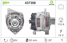 generátor VALEO 437306
