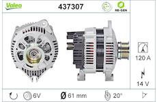 generátor VALEO 437307