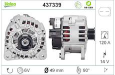 generátor VALEO 437339