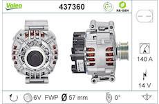 generátor VALEO 437360