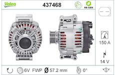 generátor VALEO 437468