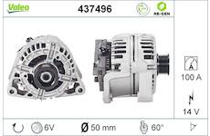 generátor VALEO 437496