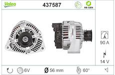 generátor VALEO 437587