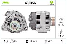 generátor VALEO 439056