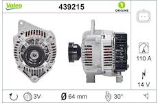 generátor VALEO 439215