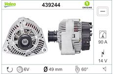 generátor VALEO 439244