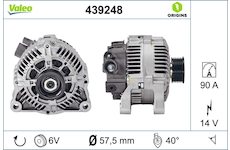 generátor VALEO 439248