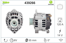 generátor VALEO 439266