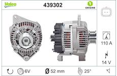 generátor VALEO 439302
